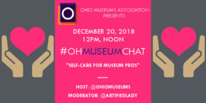 OMA's December #OHMuseumChat